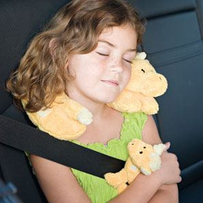 Travel Much? Be Sure to Bring a Travel Buddy for Your Child